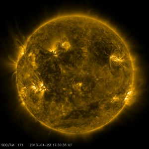 태양, 표면이 뜨거울까 대기가 뜨거울까